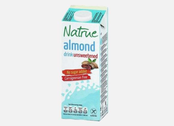 Natrue Mandľový nápoj bez cukru 1l