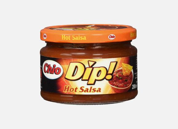 Dip hot salsa Chio 200g