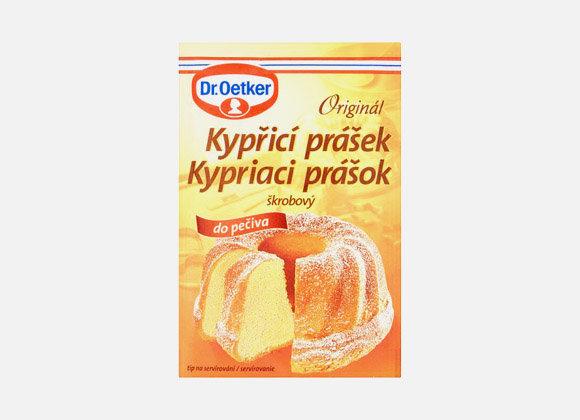 Prášok kypriaci 12g