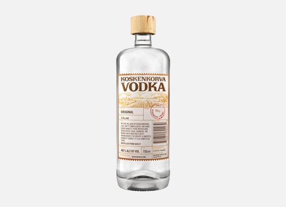 Koskenkorva Vodka 40% 0,7l