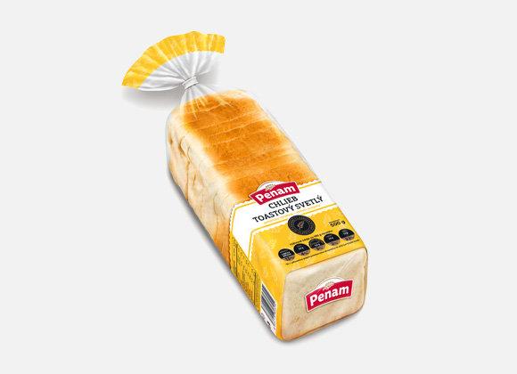 Chlieb toastovy svetly kraj.bal. 500 g