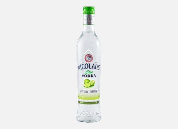 Vodka limetka St. Nicolaus 38%, 0.7l