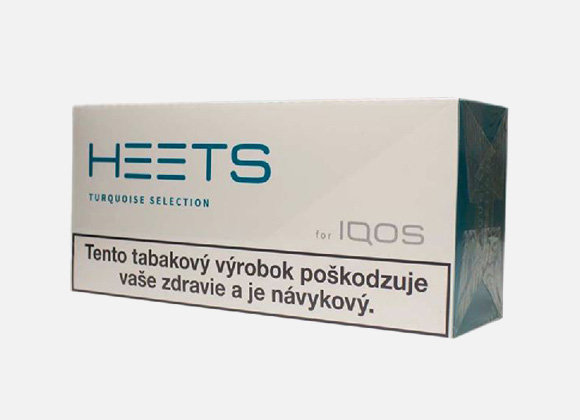 BTV.HEETS 20 KS TURQUOIS BOX B
