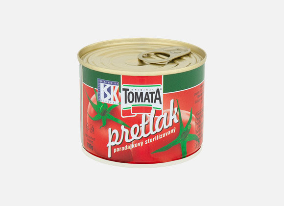 Pretlak paradajkový TOMATA 190g