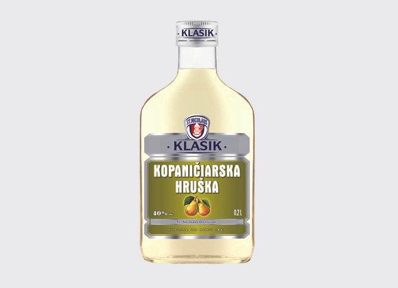 Hruska kopanic. klas. St. Nicol, 0.2l