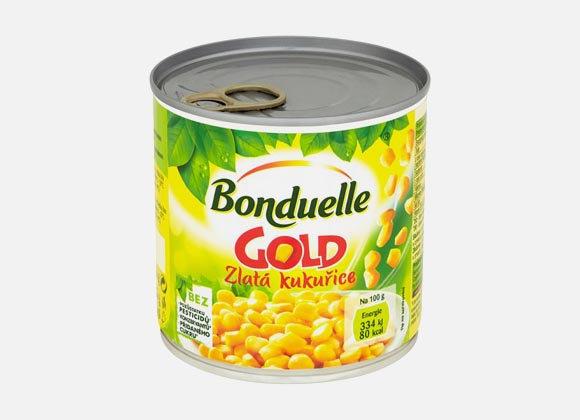 Kukurica zlatá Bonduelle Gold 425ml