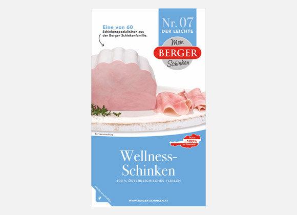 Šunka Berger Wellness 100g