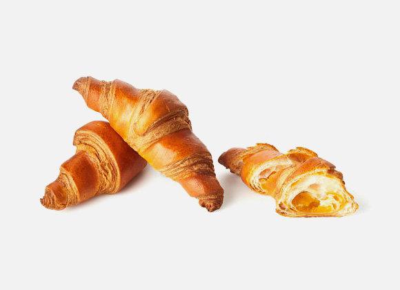 Croissant s marhuľovou náplňou 95g