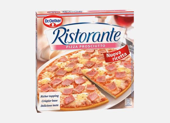 Dr.Oetker Ristorante Prosciutto pizza 330g