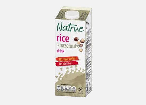 Natrue Ryžovo-lieskoorieškový nápoj 1l