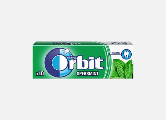 Zuvacky Orbit dr. Spearmint 14g