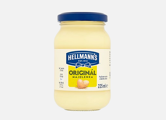 Hellmans Majoneza 225ml