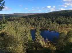 Coire Loch-Dog Falls