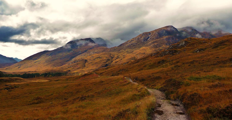 Beautiful Glen Affric