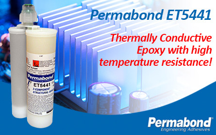 New Thermally Conductive Adhesive from Permabond