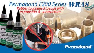 Permabond F201 - Rubber Toughened, Flexible Anaerobic Sealant