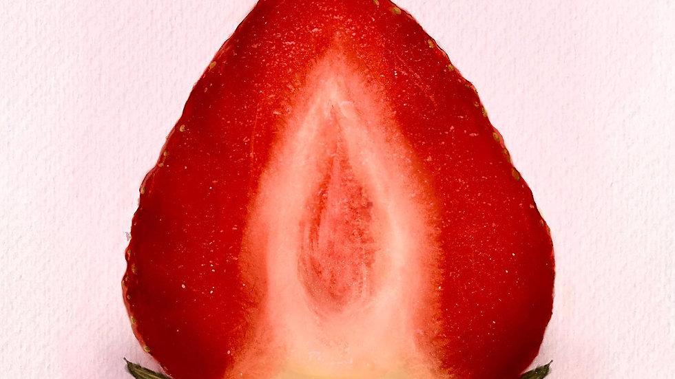 Strawberry Sliced
