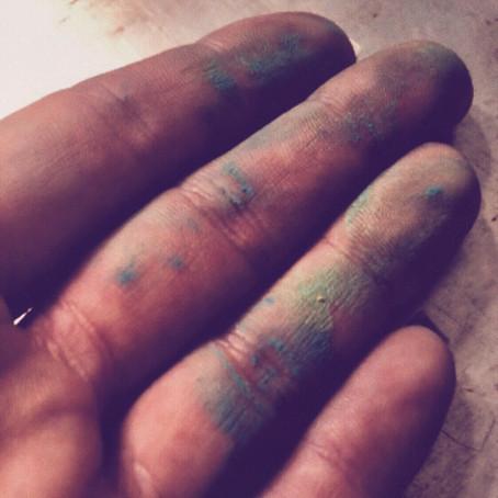 Why do you create art?