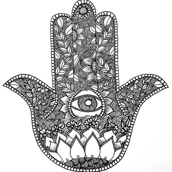 Hand of Hamsa