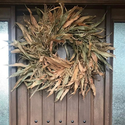 Fall Deluxe Wreath