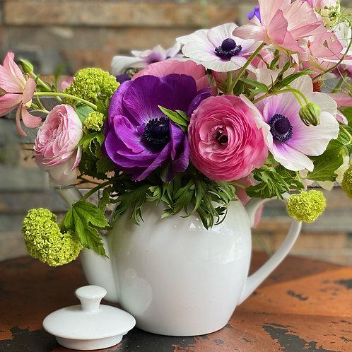 Mother's Day Tea Pot