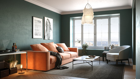 Our selection: 5 interior design images