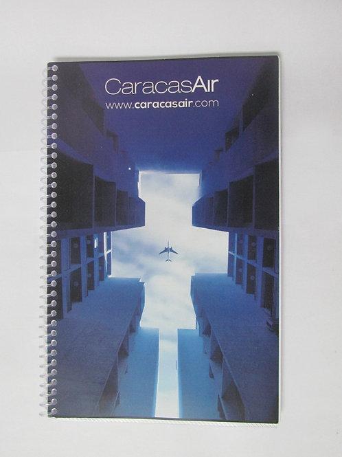 Libreta Caracas Air