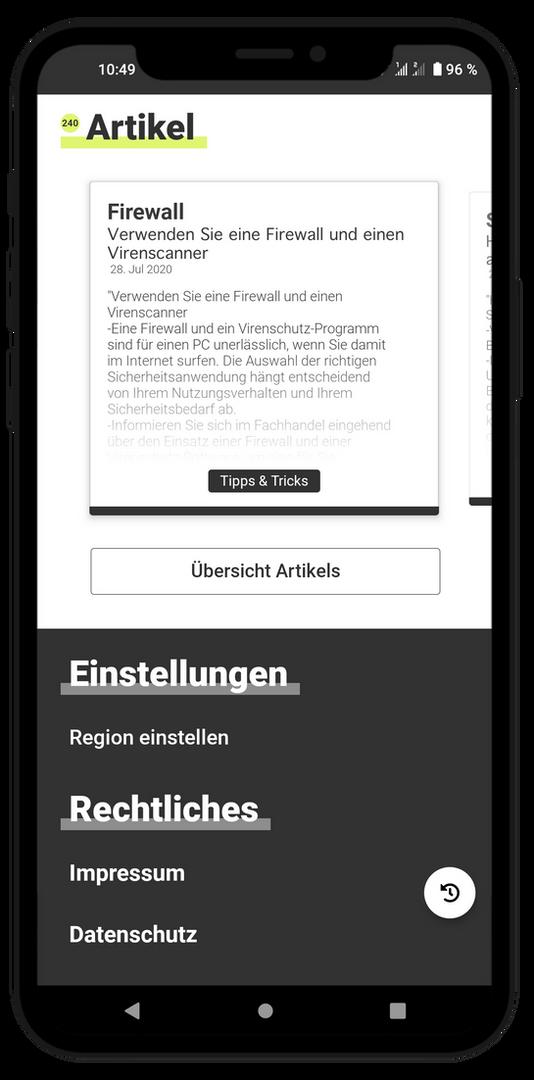 VESTUR App