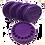 Thumbnail: FX Impact MK2,3 - .35 Bundle - Stud Mag Loaders and Feeder, Purple