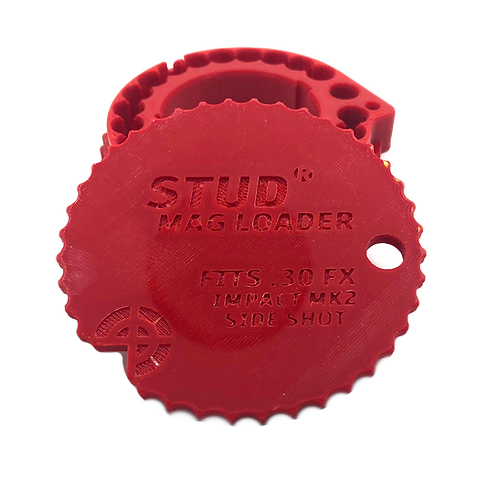 FX Impact MK2 - .30 Stud Mag Loader, Red