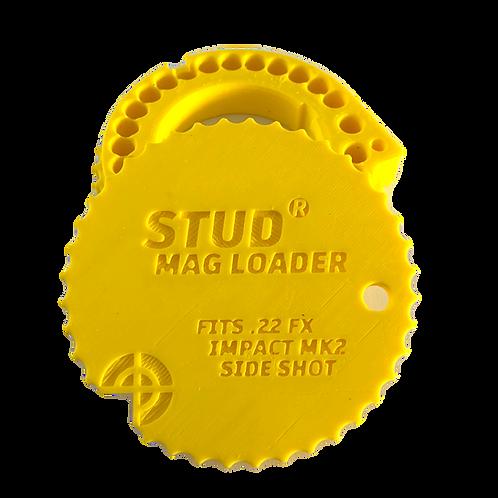 Fits: FX Impact MK2 - .22 Stud Mag Loader, Yellow