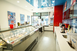 Cafe Food Outlet Fitout