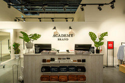 Front Counter Fitout
