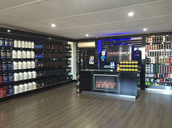 Retail Outlet Fitout Perth