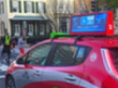 Digital Taxi Top Advertising