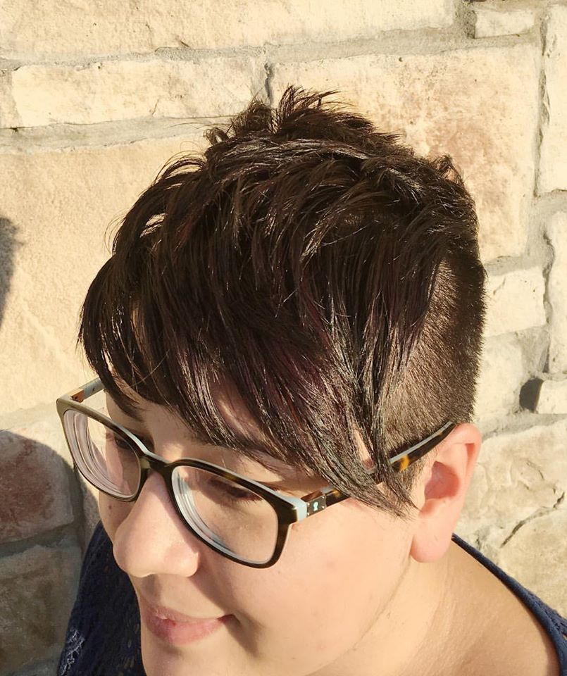 Disconnected haircut
