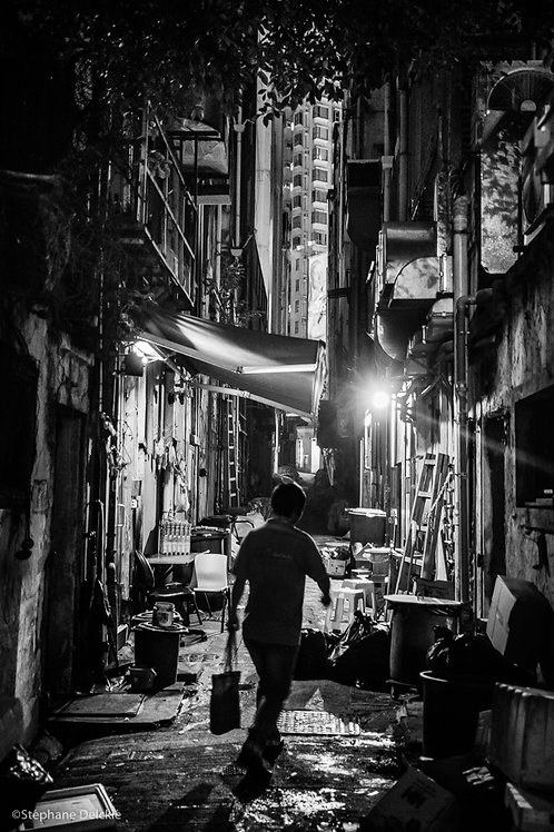 Rue de Shanghai