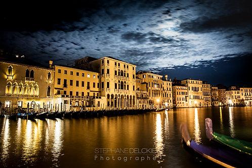 Moonlight on Venice