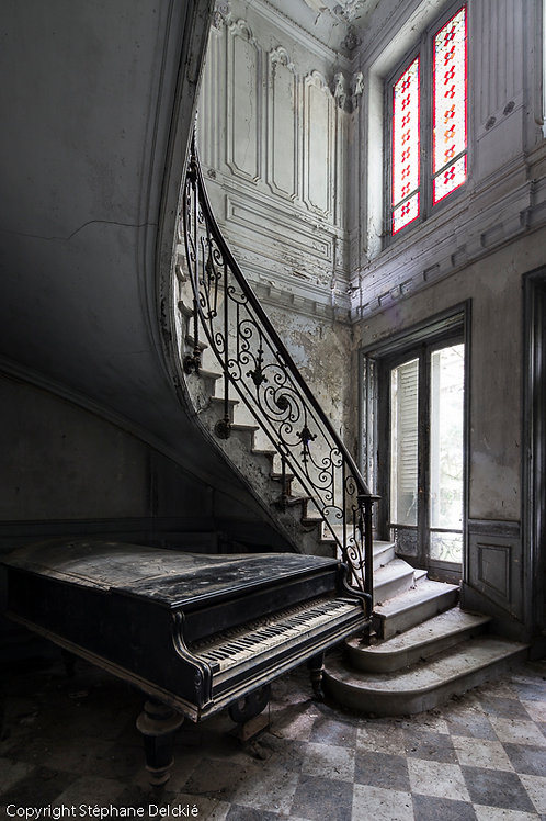 Le Manoir Abandonné