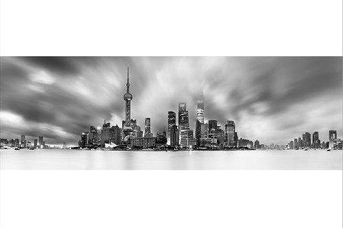 Shanghai panoramique