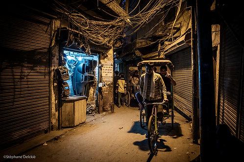 Rue du Vieux Delhi