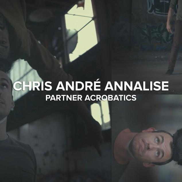 Annalise Chris Andre