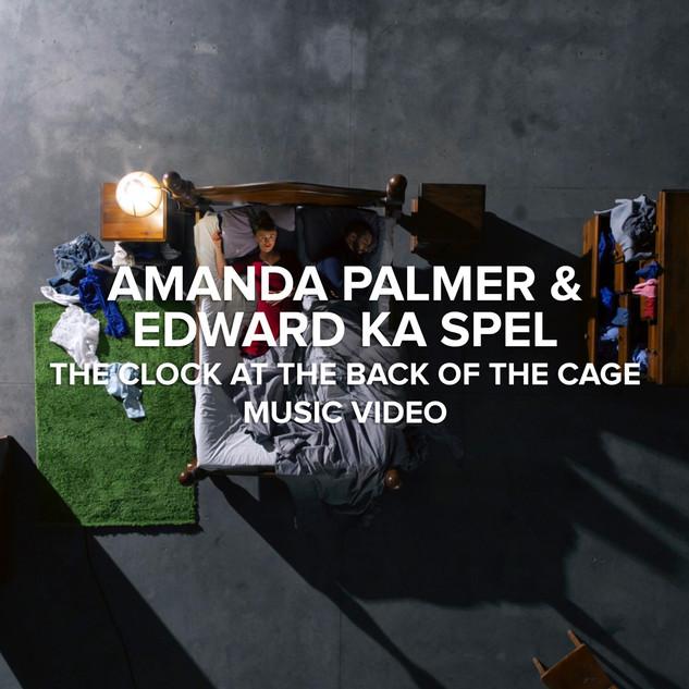 Amanda Palmer and Edward Ka-Spel - The C