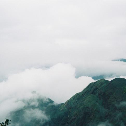 Mt Fansipan, Vietnam