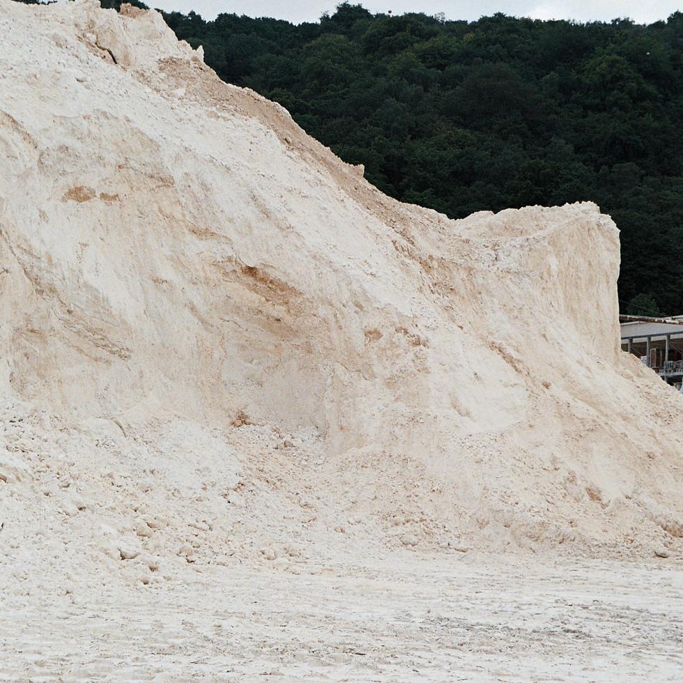 Sand in France I