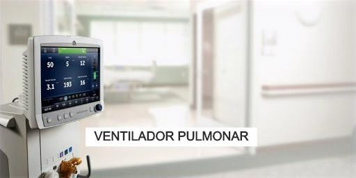ventilador pulmonar GE