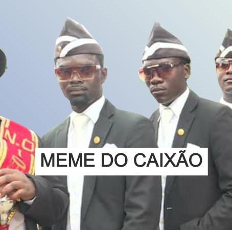 Explicando o meme - Carregadores de caixão