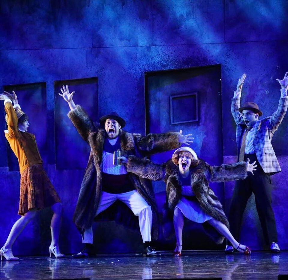 Jerome Robbins Broadway (TUTS)