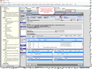 CAD data access in RMS