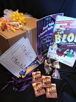 Ghoul's Gala Party Box